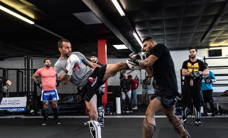 Combat Club in Lantana, FL | Peerfit Fitness Partner