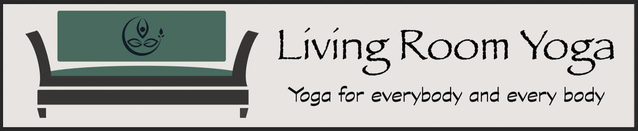 Living Room Yoga Logo